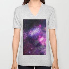 Sky is the limit Unisex V-Neck