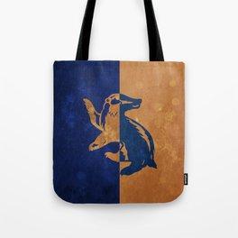 Huffleclaw Tote Bag