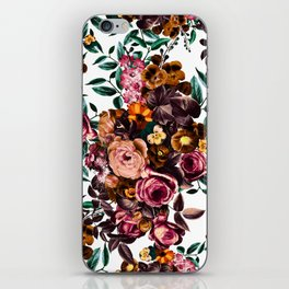 Autumn winds iPhone Skin