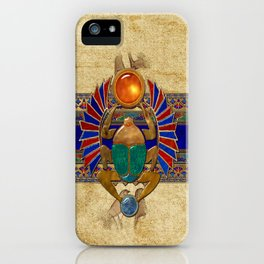 The Darkest Night Will End and the Sun Will Rise (Scarab) iPhone 11 case