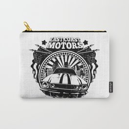 East Coast Motors Carry-All Pouch