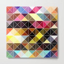 Triangle No. 1 Metal Print