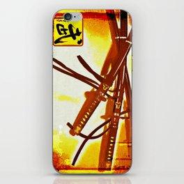 Warrior's Spirit iPhone Skin