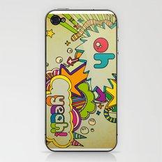 Yeah Yeah! iPhone & iPod Skin