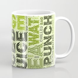 Lemon tea Coffee Mug