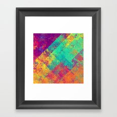 Simply Abstract 2 Framed Art Print