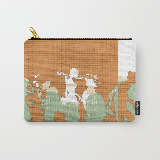 The Wall Carry-All Pouch