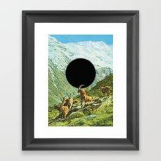 Lapse of Nature Framed Art Print