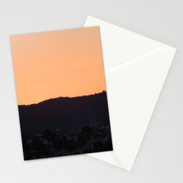 Marmaris in Turkey resort town on the Aegean Sea Stationery Cards