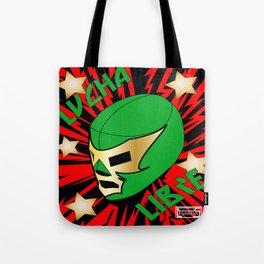 Mucha Lucha Tote Bag