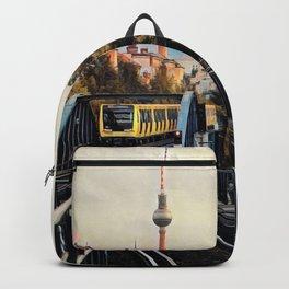 Streets of Berlin Backpack
