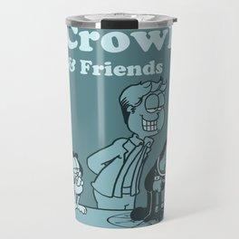 Crowley & Friends - Supernatural Travel Mug