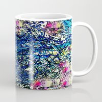 the 100 Mugs featuring Abstract 100 by  Agostino Lo Coco