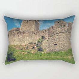 Rocca Maggiore Rectangular Pillow