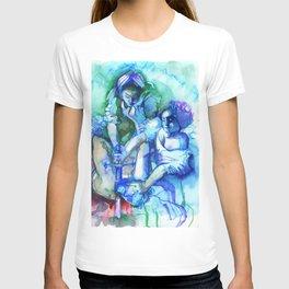 Judith Slaying Holofernes. T-shirt