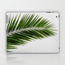 Palm Leaf I Laptop & iPad Skin