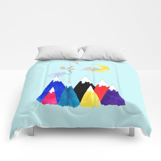 Baby, I'd Climb Any Mountain For You Comforters