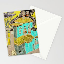 The PUB Stationery Cards