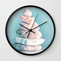lighthouse Wall Clocks featuring LIGHTHOUSE by VIAINA