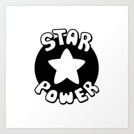 Star Power Art Print