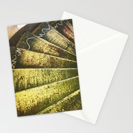 The Artist's Staircase Stationery Cards