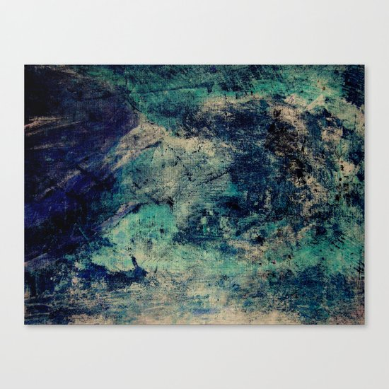Byway Canvas Print