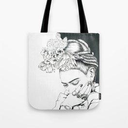 Frida I Tote Bag