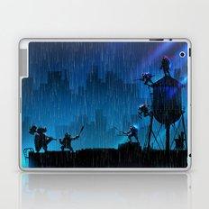 Rooftop Rumble Laptop & iPad Skin