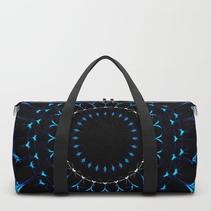 Native American Mandala Duffle Bag