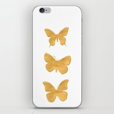 A Study in Flight iPhone & iPod Skin