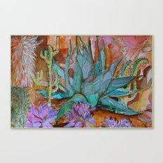 Desert Heat Canvas Print