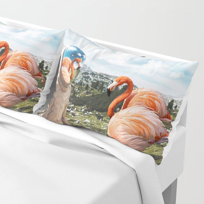 Alternate Reality Pillow Sham