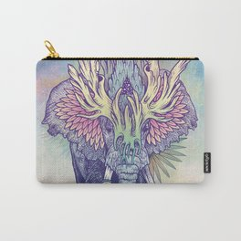 Spirit Animal - Elephant Carry-All Pouch