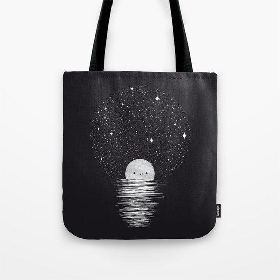Natural light Tote Bag