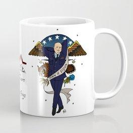 Major Garland Briggs Pin-up Coffee Mug