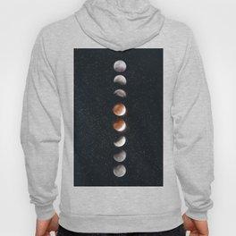 Phases of the Moon II Hoody