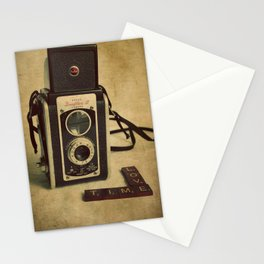 Time Love Stationery Cards
