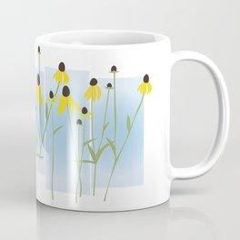 Grey-headed Coneflower (Ratibida pinnata) Coffee Mug
