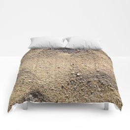 Texture #5 Sand Comforters