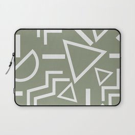 Shapes- lost and found Laptop Sleeve