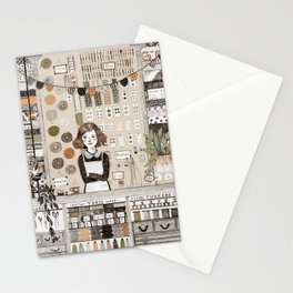 The Notions Shop Stationery Cards