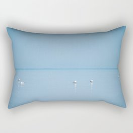 Old Mission Lighthouse, 2014 Rectangular Pillow