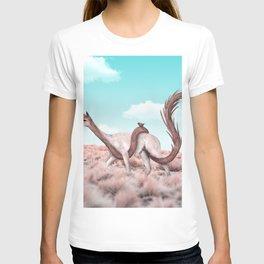 Longevity - Julien Tabet - Photoshop Artwork T-shirt