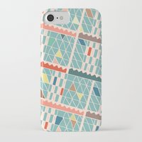 miami iPhone & iPod Cases featuring Miami by Lisa Romero