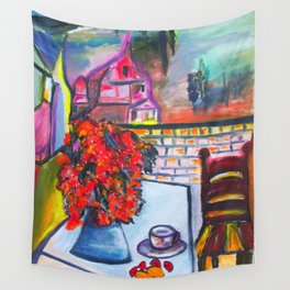 Room With A View  #society6 #decor #buyart Wall Tapestry