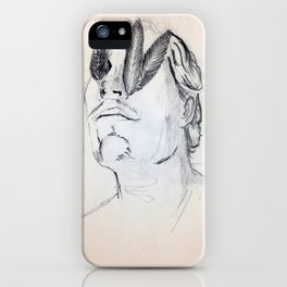 Loss of SR iPhone Case