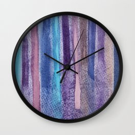 Abstract No. 380 Wall Clock
