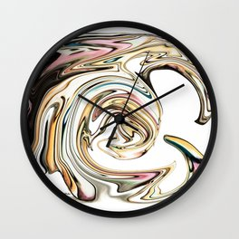 robot & i Wall Clock