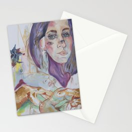 Untitled (The Strife) Stationery Cards