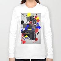 vader Long Sleeve T-shirts featuring VADER by vicotera